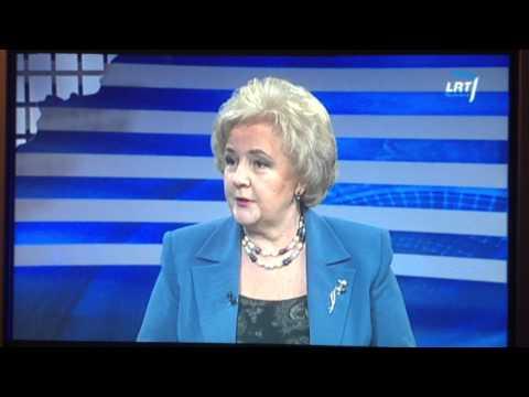 K.Brazauskienė apie ekonomika