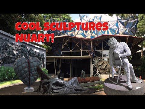 Ada apa di NuArt Sculpture Park....
