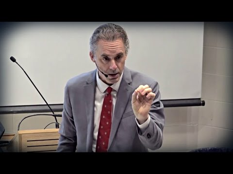 Jordan Peterson - Poverty does not cause crime