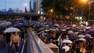 VOA连线(叶兵):北京吁特朗普勿干预香港 促中国留学生理性爱国