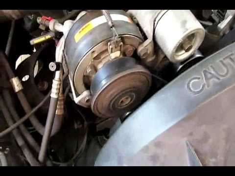 hqdefault belt and belt tensioner change no mo noise! 88 95 chevy silverado