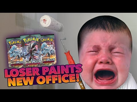 WE BOUGHT A HOUSE!! Loser Paints the New Office! Guardians Rising Opening