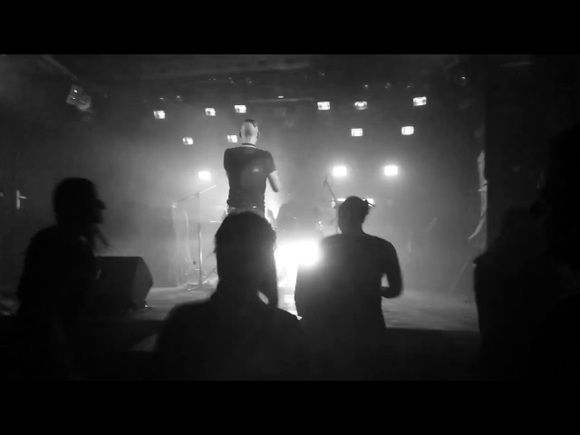 ZWEITE JUGEND - Als Wär's Das Letzte Mal (DAF Cover) - Live at VooDoo Club WARSAW