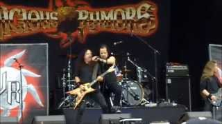 "Vicious Rumors,""the lady took a chance"" live@ Alcatraz metal festival, Kortrijk (B), August10th"