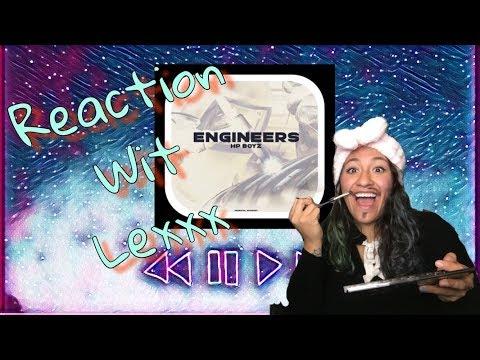 HP BOYZ- Engineers|| REACTION WIT LEXXX