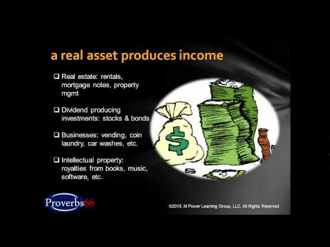 Assets The Fuel to Building Lasting Wealth