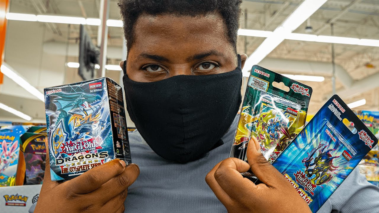 DO NOT BUY YUGIOH CARDS AT WALMART!