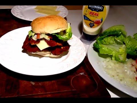 meilleur-crispy-chicken-burger---recette-#1