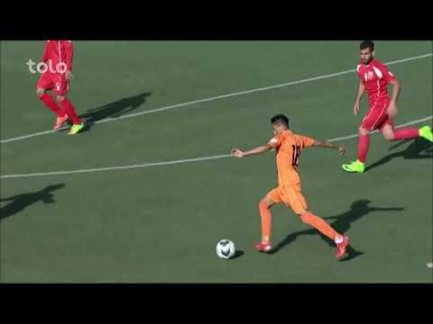 APL 2017: De Maiwand Atalan VS Simorgh Alborz - Highlights