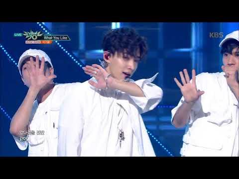 뮤직뱅크 Music Bank - What You Like - 이기광 (What You Like - LEE GIKWANG).20170908