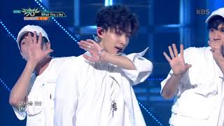 뮤직뱅크 Music Bank What You Like 이기광 What You Like LEE