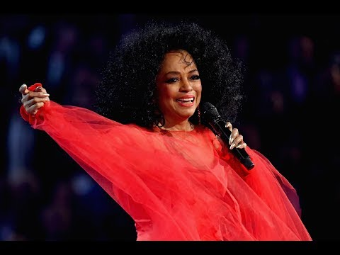 Fan booted after getting a little too close to Diana Ross during surprise concert - Latest News Mp3