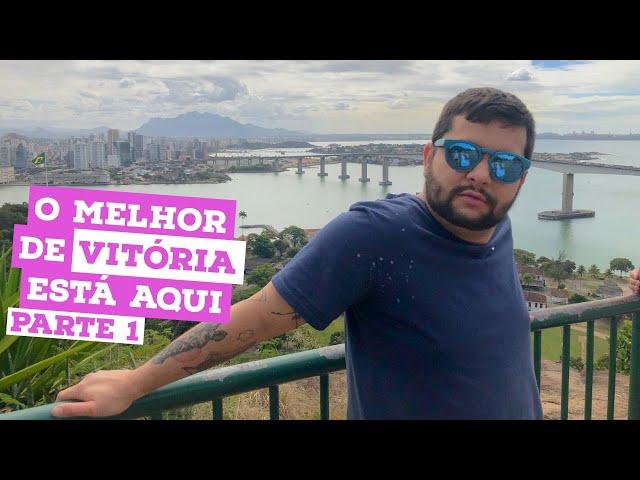 O QUE FAZER EM VITÓRIA parte 1 | projeto Tamar, Curva da Jurema, Ilha das Caieiras, praia e mt mais