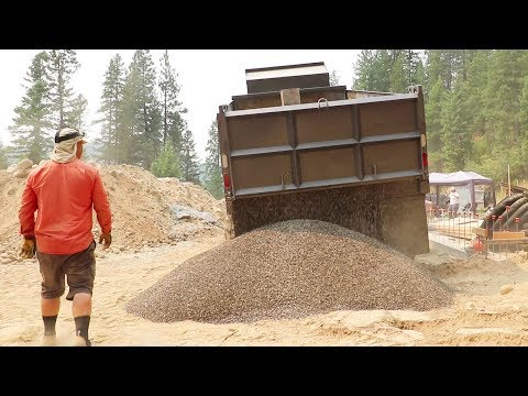 $600 FOR GRAVEL?! (Insulating Footings With Foam)