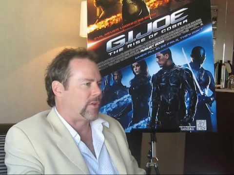 Stephen Sommers and Lorenzo di Bonaventura talk about GI Joe: The Rise of Cobra
