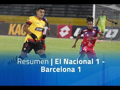 El Nacional Barcelona SC Goals And Highlights