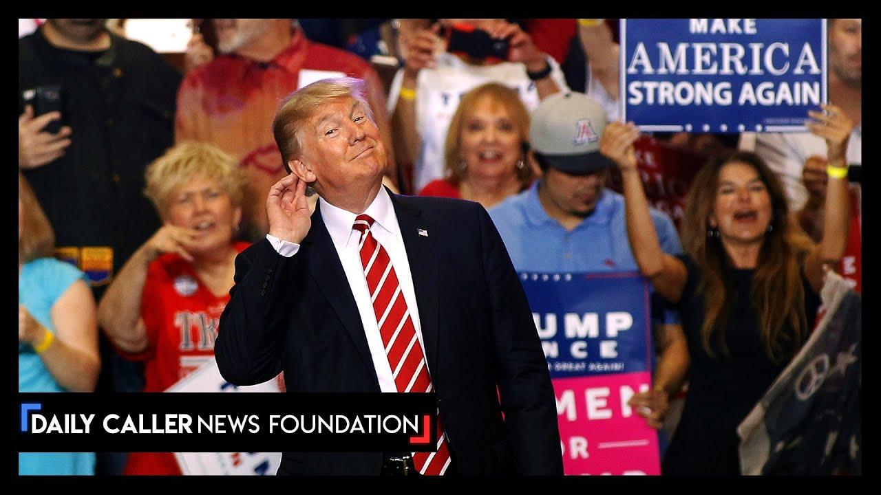 The Best Of Trump's Phoenix Rally - DC Shorts