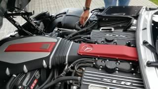 Mercedes/Mclaren SLR | Josef Ajram