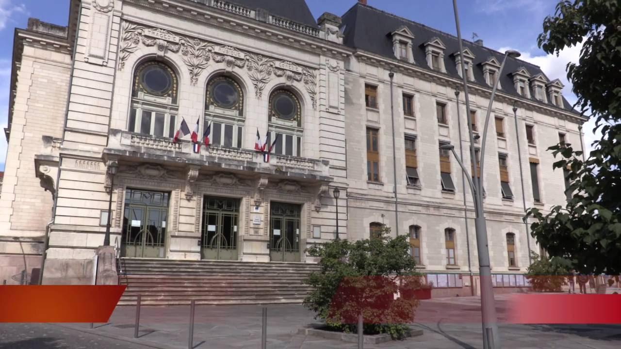 Créationsvidéo - Présentation du centre ville de Montluçon 79163