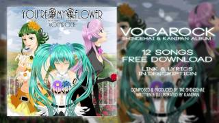 VOCAROCK MIKU - 03 Forget-me-not feat.Vulkain (Mar, Forget-me-not)
