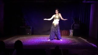 Michelle Bettridge - Tribal Fusion Bellydance
