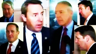 Republicans Flee Reporters Asking If They