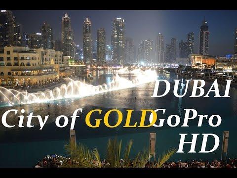 Dubai, Abu Dhabi & Hong Kong GoPro HD