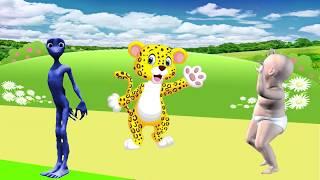 учить животных для малышей - животные для детей - видео развивающее #24