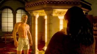 Ведьмак 3: Дикая Охота - Вечер в Каэр Морхене с Йеннифэр