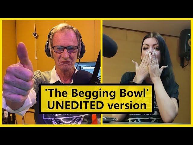 Unedited Begging Bowl (Take one) Fabulous 103fm Pattaya (21 July 2021)