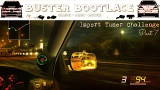 Buster Plays: Import Tuner Challenge on Xbox 360 Part 7 -