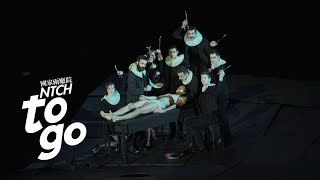 Dimitris Papaioannou The Great Painter in Theatre 以畫家之眼創作劇場【NTCH togo】