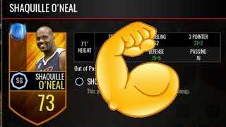 MOST OP CARD IN THE GAME!!! SHAQ CAN