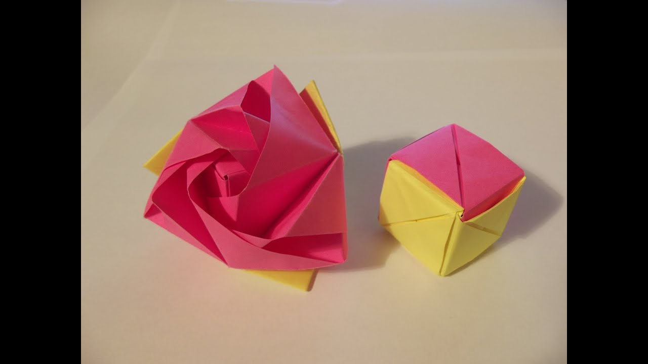 Origami Magic Ball (Kade Chan) - Part 4 - YouTube | 720x1280