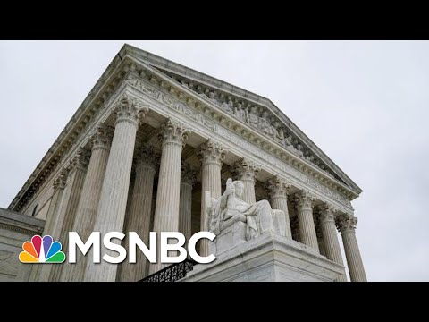 Supreme Court Weighs In On Guantanamo Detention, Gun Silencer Cases | Craig Melvin | MSNBC