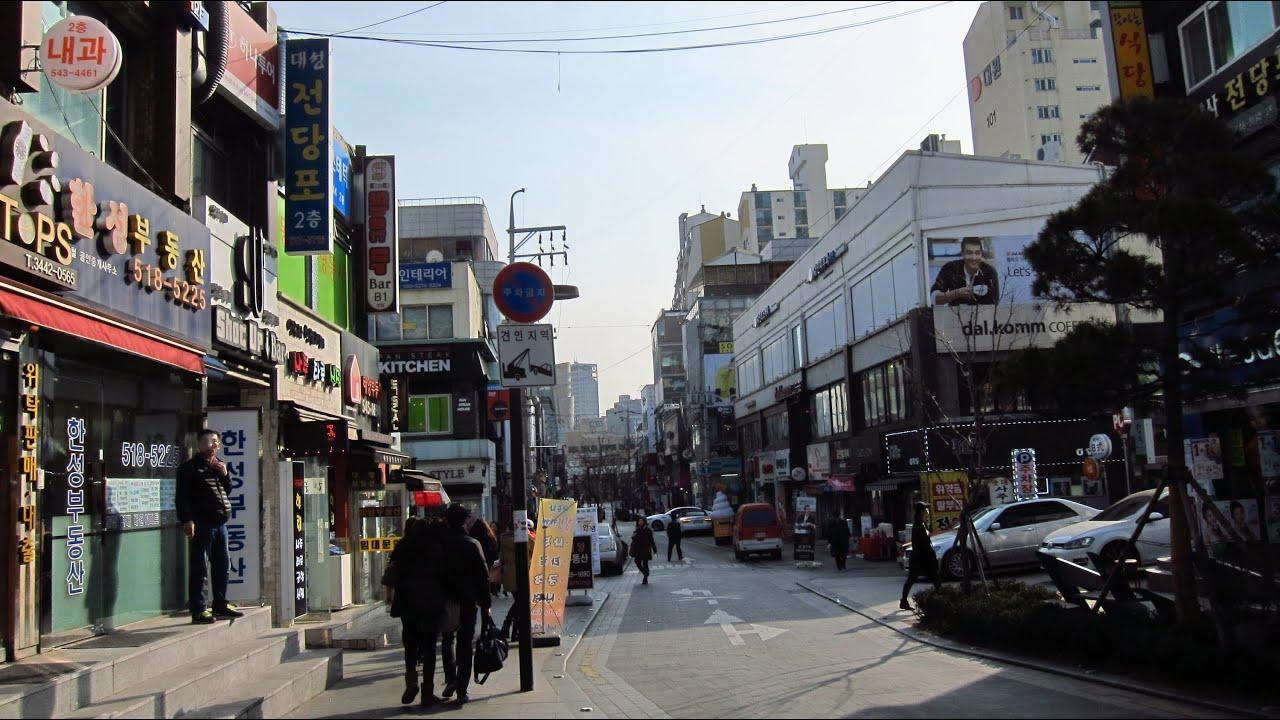 Walking Through Gangnam S Trendy Apgujeong Rodeo Street In