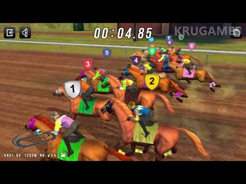 Power Derby - Live Horse Racing Game Android Gameplay