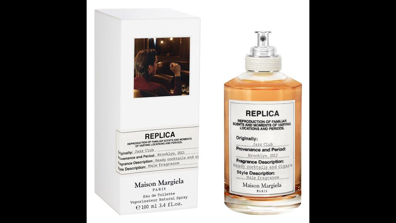 45bd1d3000c Maison Martin Margiela Jazz Club for men (2013) - YouTube