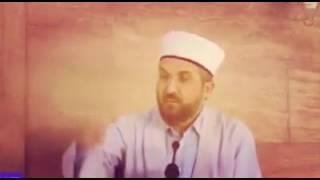 İhsan Şenocak Hoca'dan Ağlatıcı Vaaz-Suriye'de Katliam Var