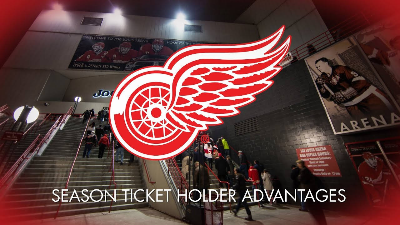 season ticket holder benefits youtube