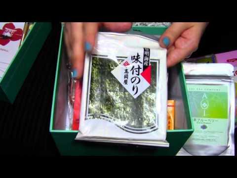 Try The World TOKYO BOX! ♥ ♥ New Subscription Program!