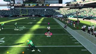 Matty ice squad scores over 100 points! not so top 10? - madden 25 team play gameplay