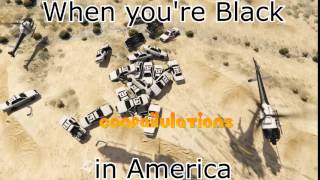 Being Black In America