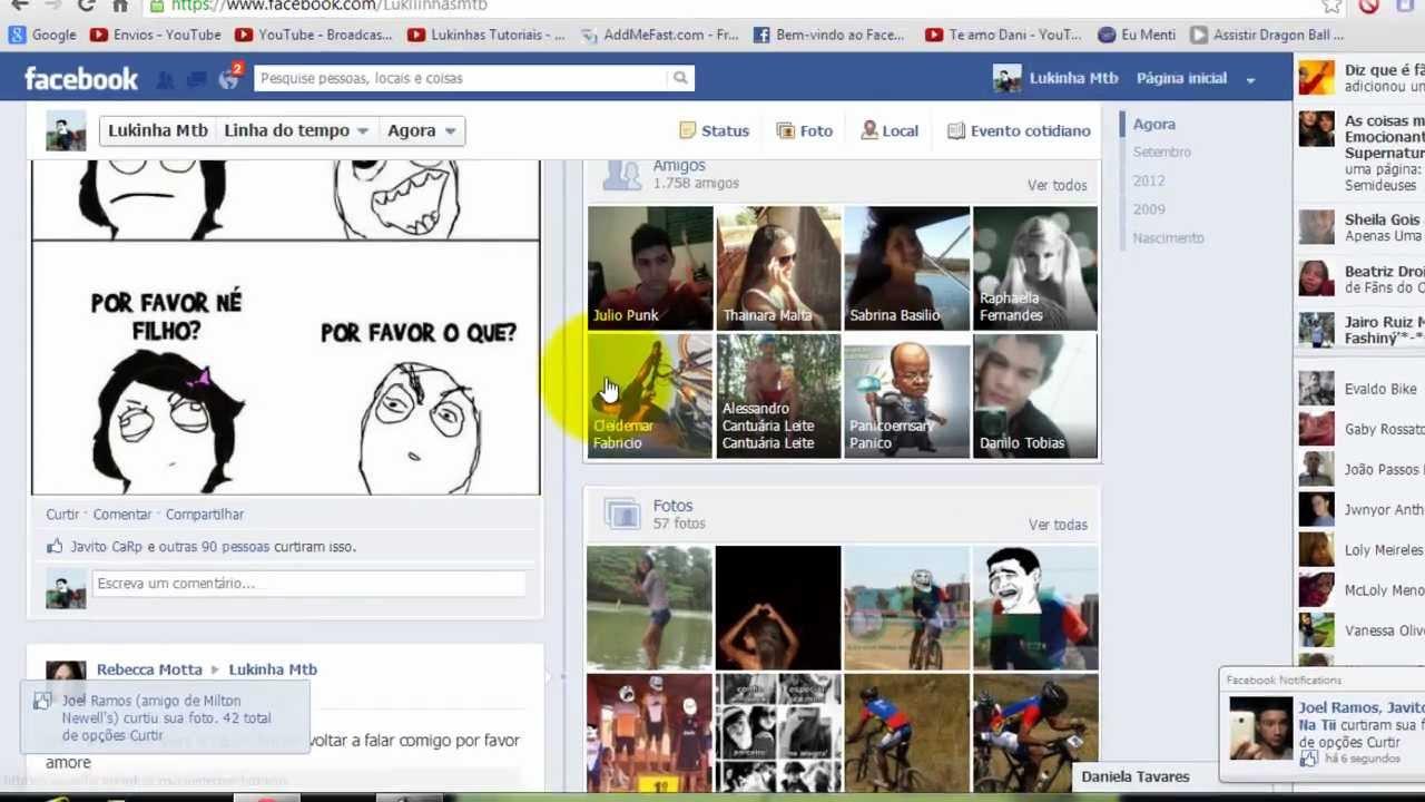 Facebook Como Ganhar Muitas Curtidas Em Fotos Status Videos