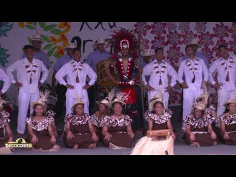 Sir Edmund Hillary Collegiate - Full Performance - Cook Islands Stage