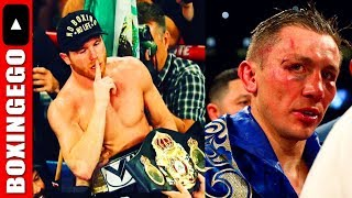 """(WOW!!) CANELO VS GOLOVKIN 2 DOES LESS PPV BUYS THAN FIRST FIGHT!!! GGG """"GLOBAL SUPERSTAR""""? VAMP STR"""
