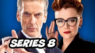 Doctor Who Series 8 New Characters Breakdown