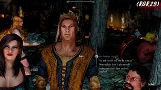Skyrim 4K - Bards College Gameplay Walkthrough Part 36 [ULTRA HD]