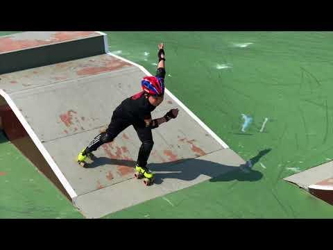 승미니의 street Roller Skating / 스트릿 롤러 스케이팅/ 롤러스케이트/ 프리스타일/ 사이드 브레이크 모음/ 롤러코리아 [4K 고화질] Ep. 2