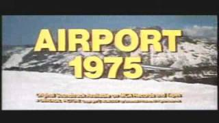 Airport 1975 - Theatrical Trailer